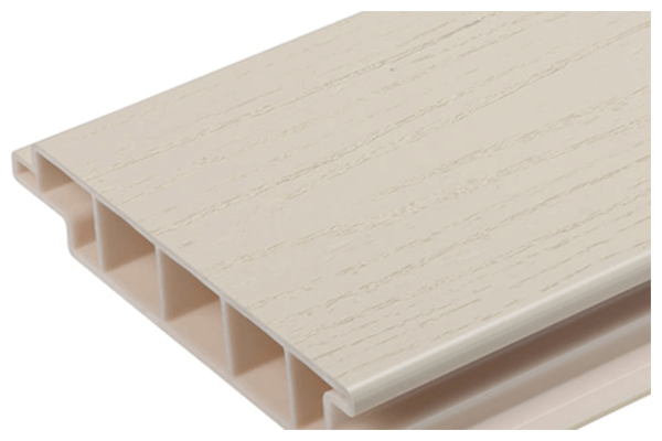 Deck board-cream