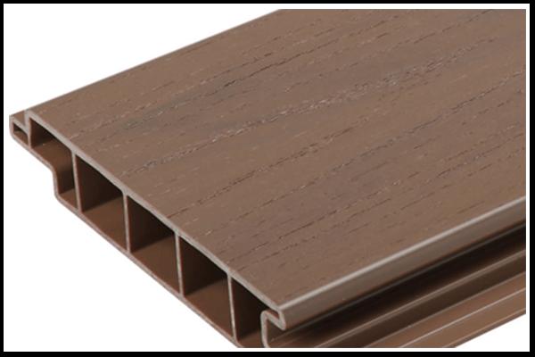 Deck board-brown