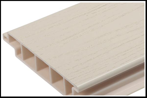 Deck board-cream
