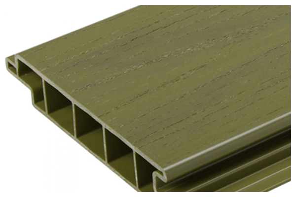 Deck board-green